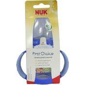 NUK FC PP-Trinklernflasche TPE-Tülle günstig im Preisvergleich