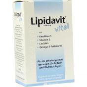 Lipidavit vital günstig im Preisvergleich