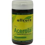 Acerola Lutschtabletten günstig im Preisvergleich