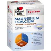 Doppelherz Magnesium+Calcium+Kupfer u Manga system