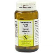 BIOCHEMIE 12 CALC SULF D12 günstig im Preisvergleich