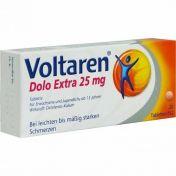 Voltaren Dolo Extra 25mg überzogene Tabletten