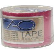 Kinesiologisches Aku-Tape 5mx5cm rot Rolle günstig im Preisvergleich