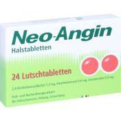 Neo Angin Halstabletten günstig im Preisvergleich