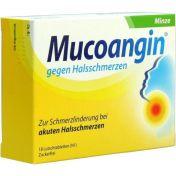 Mucoangin Minze 20mg Lutschtabletten günstig im Preisvergleich