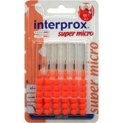 interprox reg super micro orange Interdentalbür.Bl