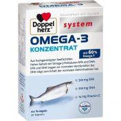 Doppelherz Omega-3 Konzentrat system