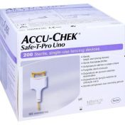 Accu-Chek Safe-T-Pro Uno II