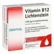 Vitamin B12 1000ug Lichtenstein