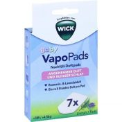 WICK WBR7 VapoPads 7 Rosemarin Lavendel Pads günstig im Preisvergleich