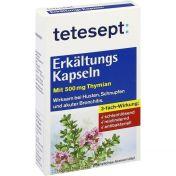 TETESEPT ERKAELTUNGS KAPSELN