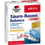 Doppelherz Säure-Basen Balance direct günstig im Preisvergleich