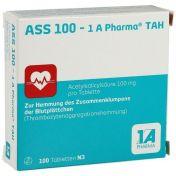 ASS 100 - 1 A Pharma TAH