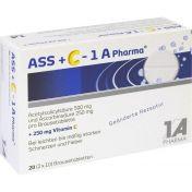 ASS + C - 1 A Pharma