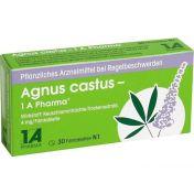 Agnus castus - 1 A Pharma günstig im Preisvergleich