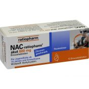 NAC-ratiopharm akut 600mg Hustenlöser