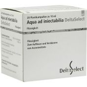Aqua ad iniectabilia Plastik günstig im Preisvergleich