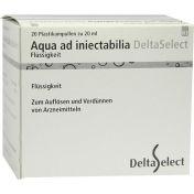 Aqua ad iniectabilia Plastik