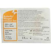Infusionszubehör Butterfly 25G orange