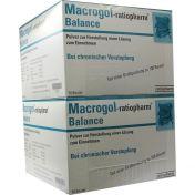 Macrogol-ratiopharm Balance Pulv. z.H.e.Lsg.z.Ein.