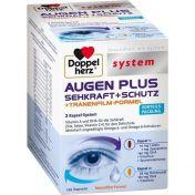 Doppelherz Augen plus Sehkraft+Schutz Syst. Kps.