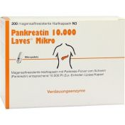 PANKREATIN 10000 LAVES MIKRO