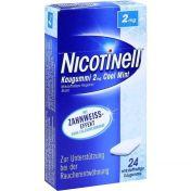 Nicotinell Kaugummi Cool Mint 2mg