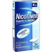 Nicotinell Kaugummi Cool Mint 4mg