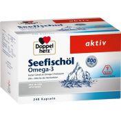 Doppelherz Seefischöl Omega-3 800mg