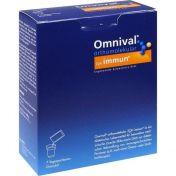 Omnival orthomolekular 2OH immun 7 TP Granulat