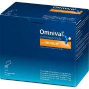 Omnival orthomolekular 2OH immun 30 TP Granulat