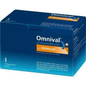 Omnival orthomolekular 2OH immun 30 TP Kapseln