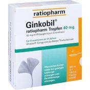 Ginkobil-ratiopharm Tropfen 40mg