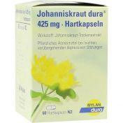 Johanniskraut dura 425mg Hartkapseln