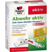 Doppelherz Abwehr aktiv direct Zink+Selen+Histidin