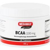BCAA 1200mg MEGAMAX
