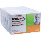 Calcium D3-ratiopharm forte