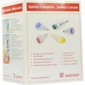 Safety-Lanzette 21G Normal grün Einstechtiefe1.8mm