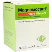 Magnesiocard retard 15mmol Btl.mit retard. FTA
