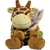 Wärme-Stofftier Giraffe Guido