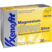 Xenofit Magnesium direct Stixx