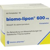 BIOMO LIPON 600