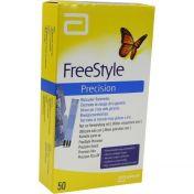 FreeStyle Precision Blutzucker-Teststr.o.Codieren