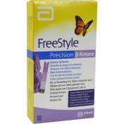 FreeStyle Precision ß Ketone Blutketon Teststreif.