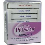 Medikamentendispenser Pillmate-7