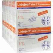 Lidoject sine