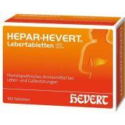 Hepar-Hevert Lebertabletten SL