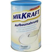 Milkraft Aufbaunahrung Neutral