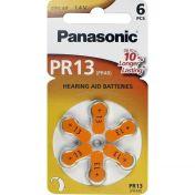 Batterie f. Hörgeräte Panasonic PR 13