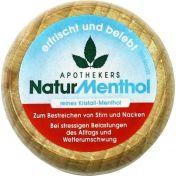 APOTHEKER'S NaturMenthol